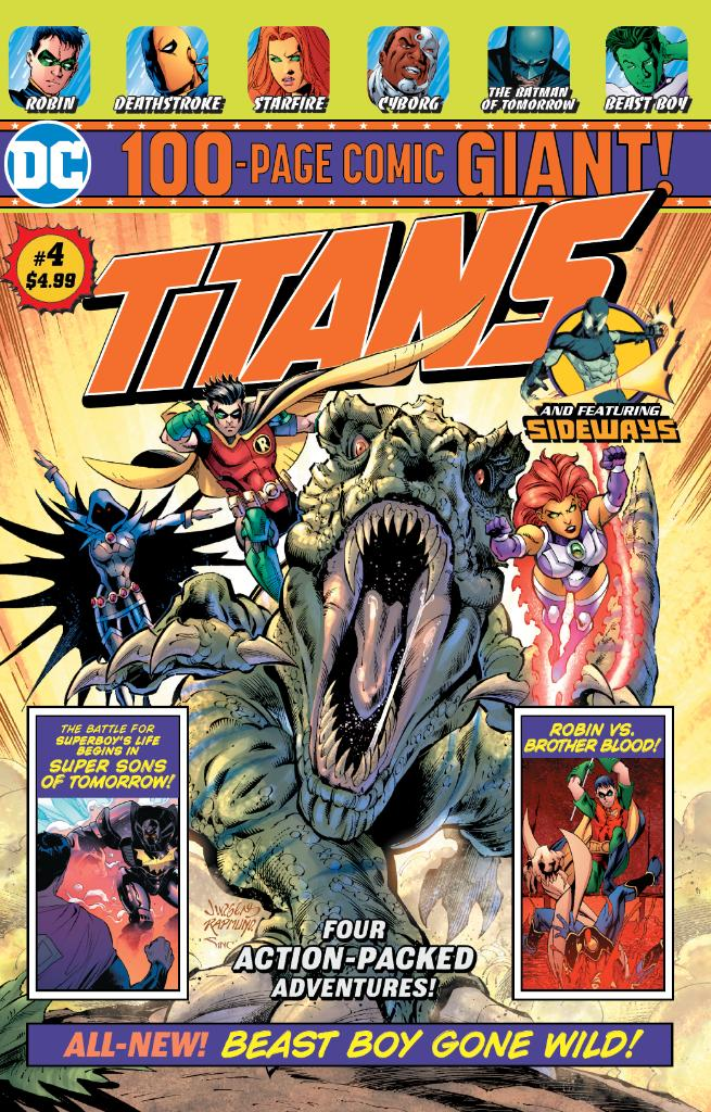 Titans Giant Vol 1 4