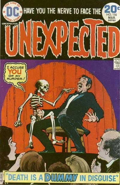 The Unexpected Vol 1 156