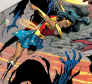 Wonder Woman Arrowverse Earth-D 001