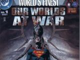 World's Finest: Our Worlds at War Vol 1 1