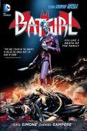 Batgirl- Death of the Family