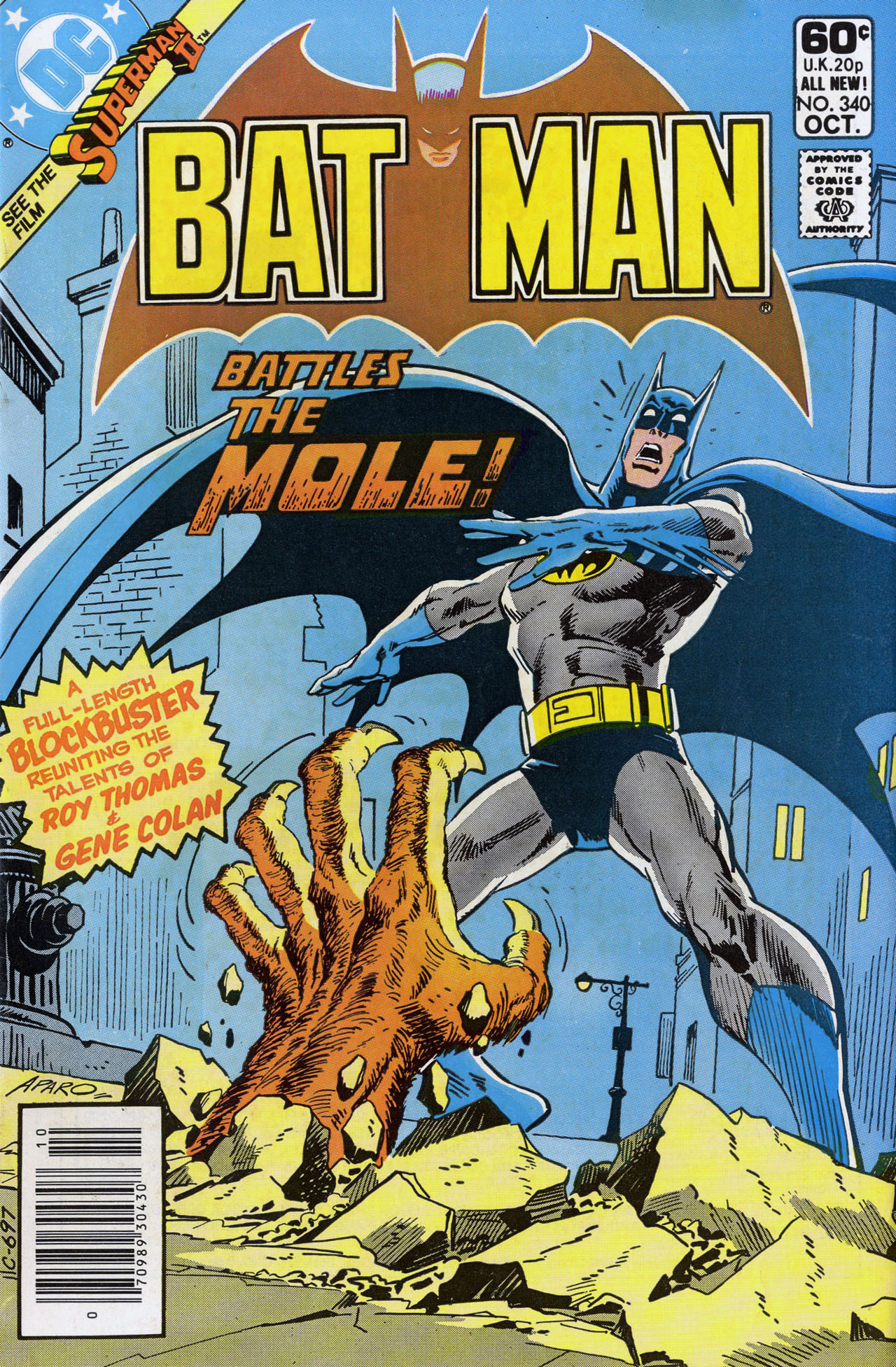 Batman Vol 1 340