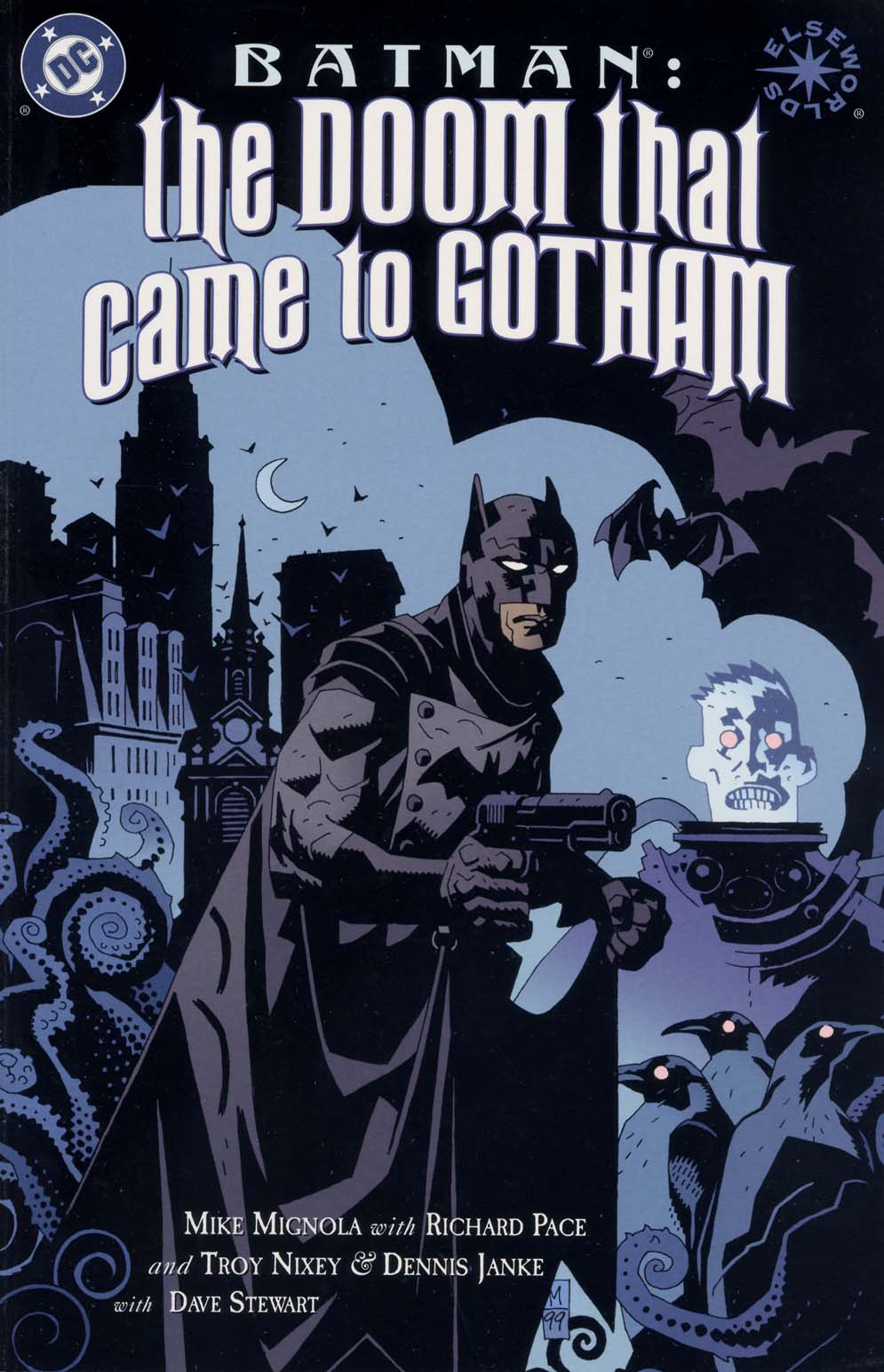 Batman: The Doom That Came to Gotham Vol 1