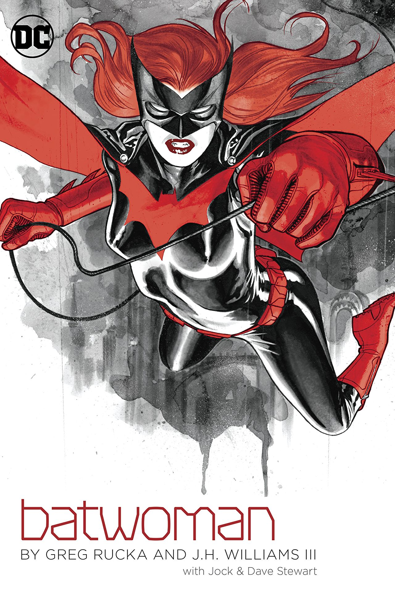 Batwoman by Greg Rucka and J.H. Williams III (Collected)
