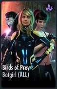 Birds of Prey Injustice Earth One 0001
