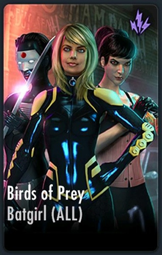 Birds of Prey (Injustice: Earth One)