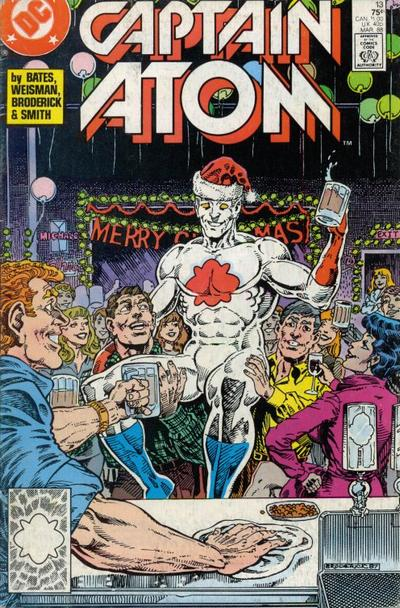Captain Atom Vol 2 13