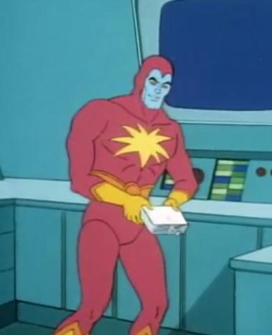 Electro (New Adventures of Batman)