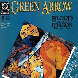 Green Arrow Vol 2 21
