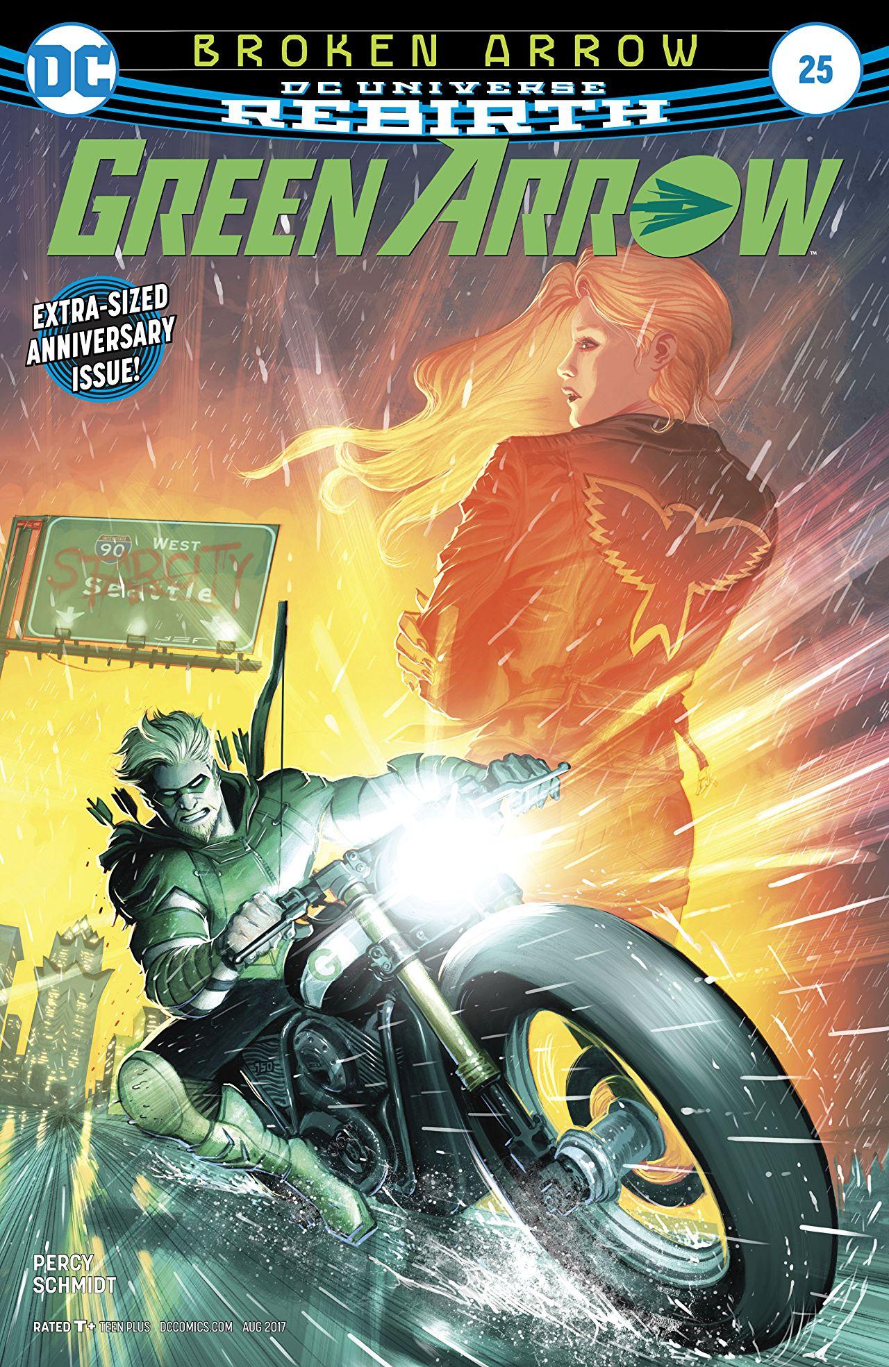 Green Arrow Vol 6 25