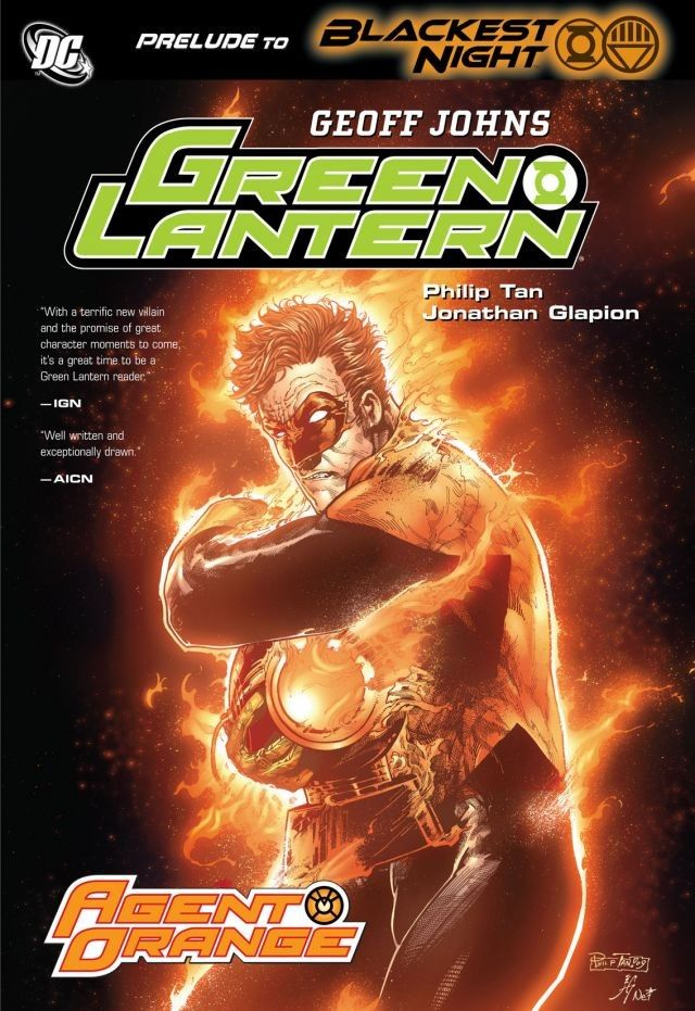 Green Lantern: Agent Orange (Collected)