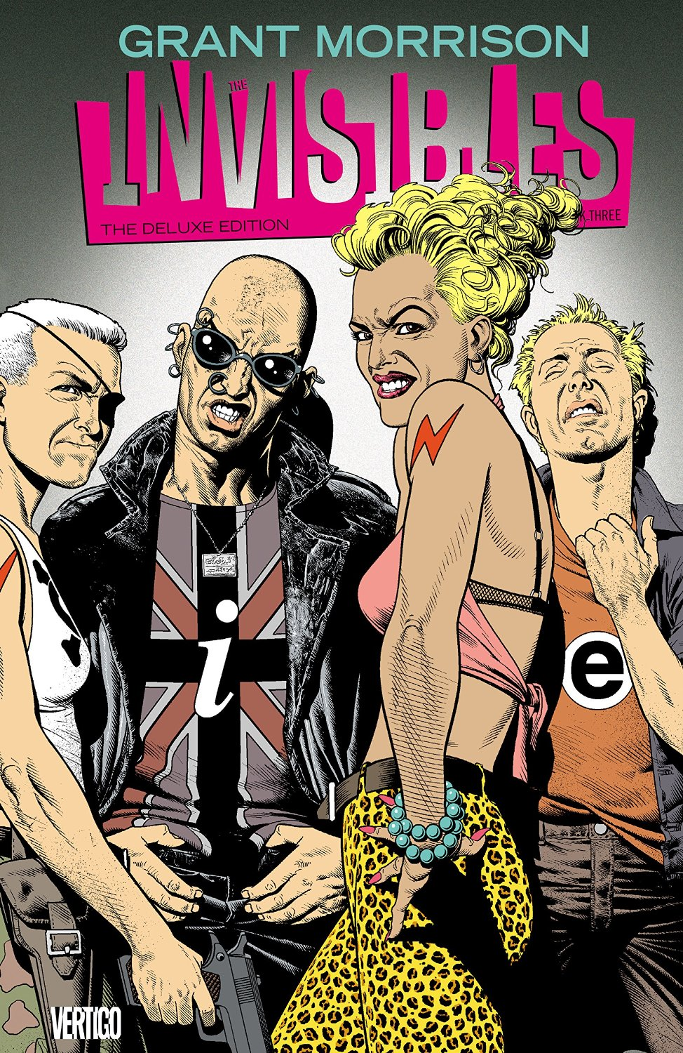 Invisibles Deluxe Edition: Book Three (Collected)