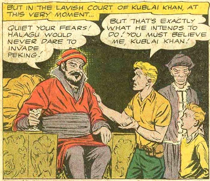 Kublai Khan (New Earth)