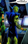 Martian Manhunter Earth-15 001