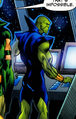 Martian Manhunter Earth-15 001