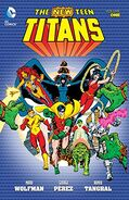 New Teen Titans Vol. 1 TPB