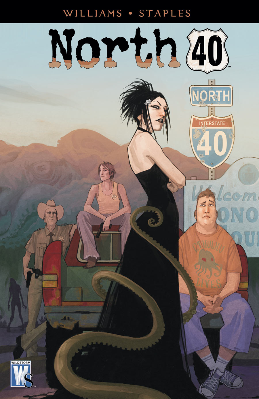 North 40 (Collected)