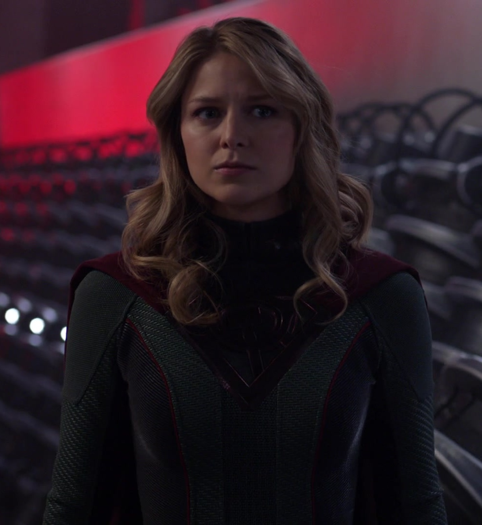 Red Daughter (Arrowverse: Earth-38)