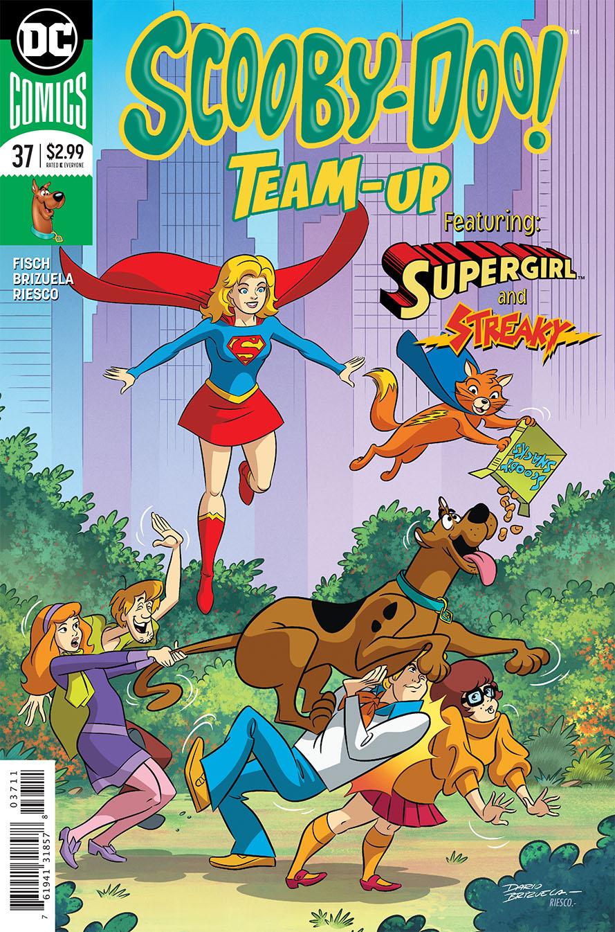 Scooby-Doo! Team-Up Vol 1 37