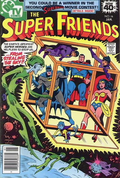 Super Friends Vol 1 16