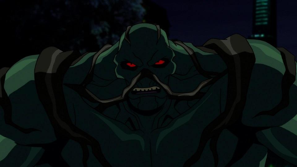 Alec Holland (DC Animated Movie Universe)