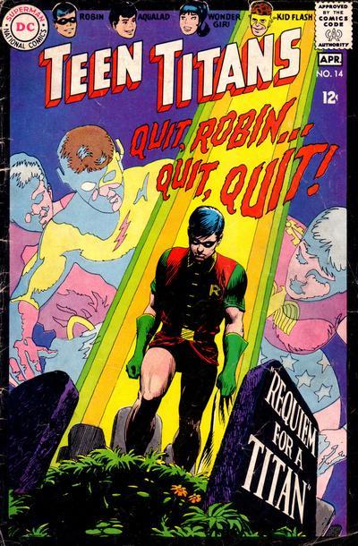 Teen Titans Vol 1 14