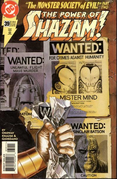 The Power of Shazam! Vol 1 39