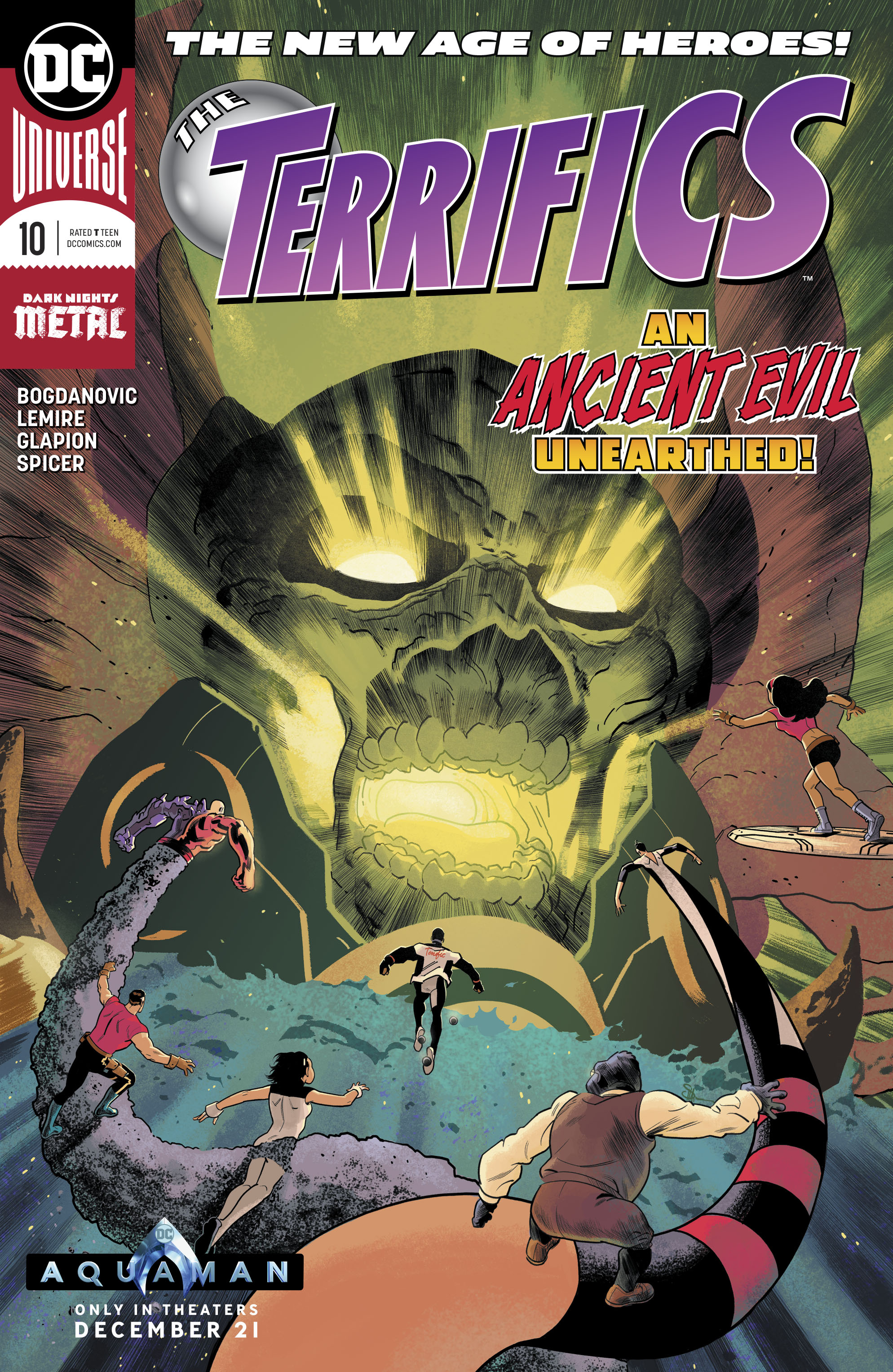 The Terrifics Vol 1 10
