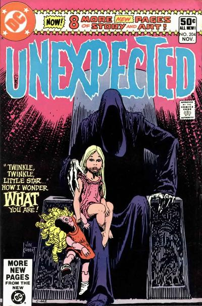 The Unexpected Vol 1 204
