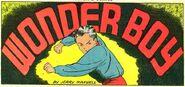 Wonder Boy Quality Universe 0001