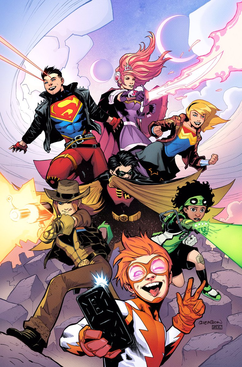 Young Justice (Prime Earth)/Gallery