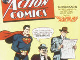 Action Comics Vol 1 100