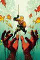 Aquaman Vol 8 7 Textless Variant