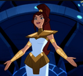 Athena Justice League Action 001