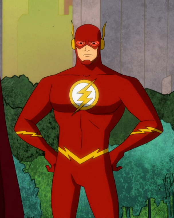 Barry Allen (Harley Quinn TV Series)