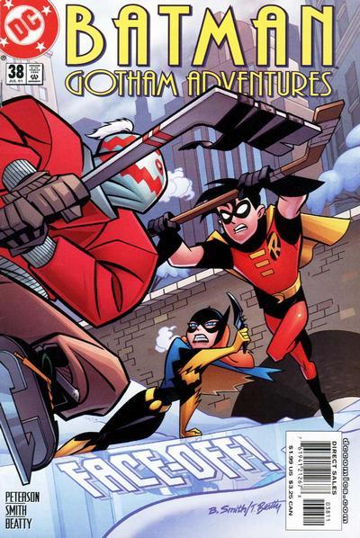 Batman: Gotham Adventures Vol 1 38