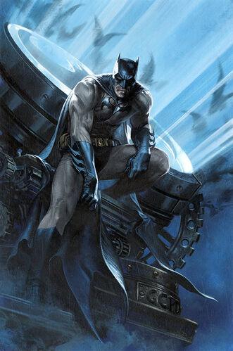Bulletproof Comics Exclusive Gabriele Dell'Otto Virgin Bats Variant