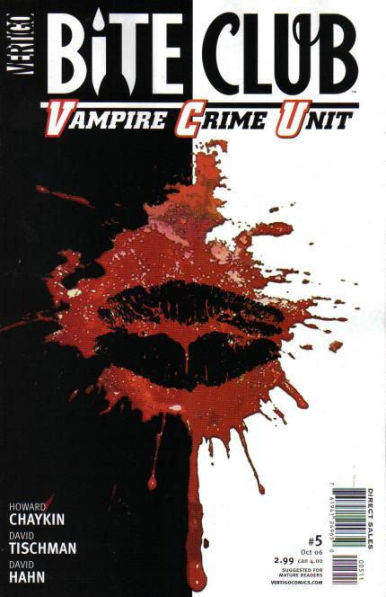 Bite Club: Vampire Crime Unit Vol 1 5