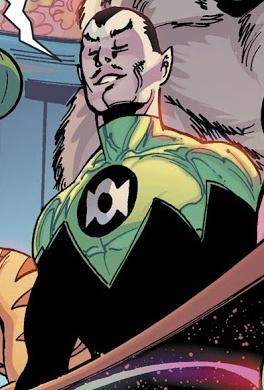 Bizarro-Sinestro (Earth 29)