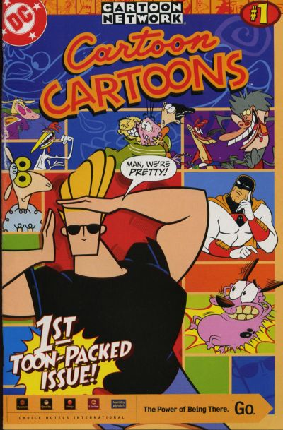 Cartoon Cartoons Vol 1