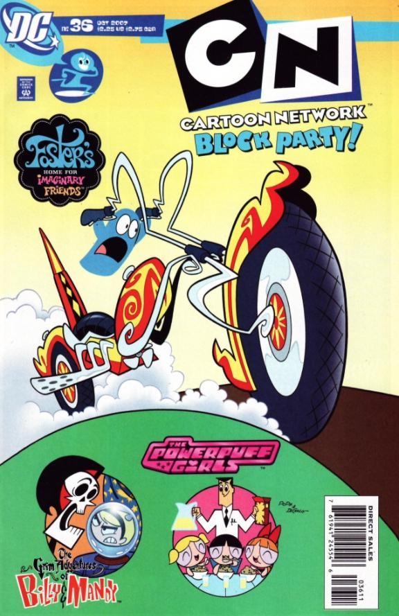 Cartoon Network Block Party Vol 1 36