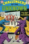 Challengers of the Unknown Vol 1 37