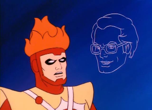 Ronald Raymond (Super Friends)