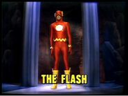 Flash Legends of the Super-Heroes 001