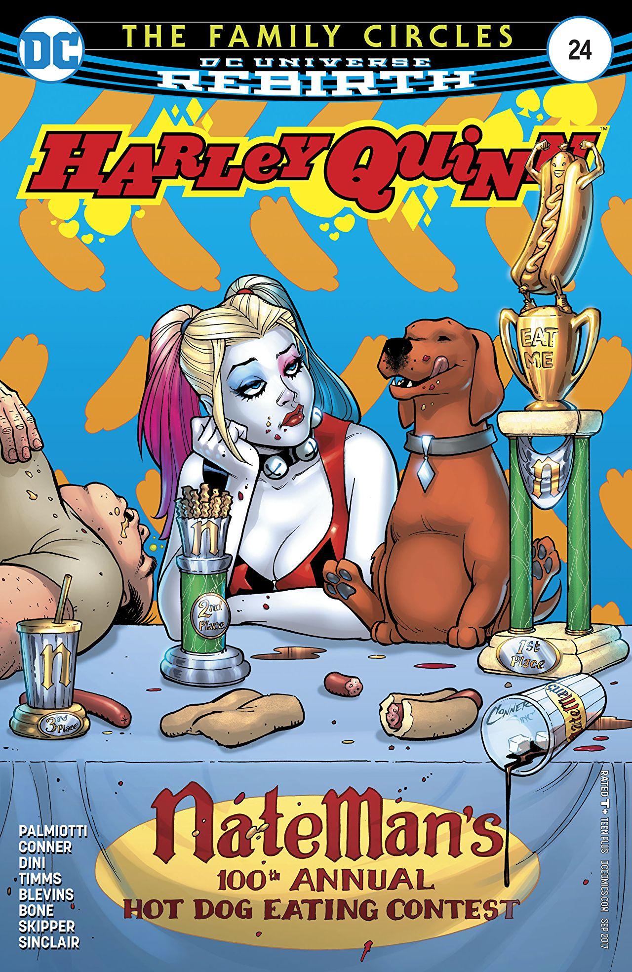 Harley Quinn Vol 3 24