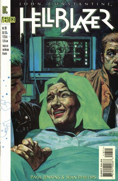 Hellblazer Vol 1 118