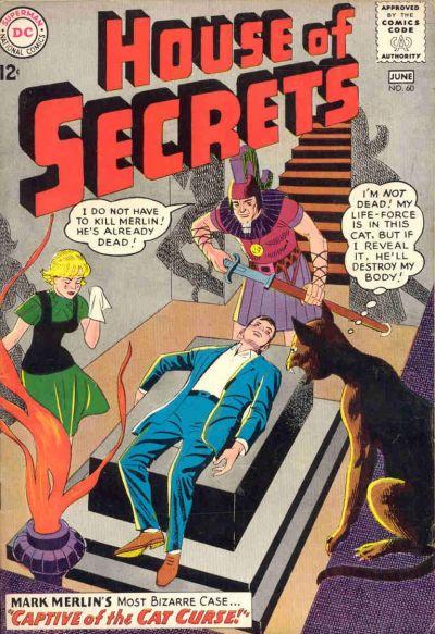 House of Secrets Vol 1 60