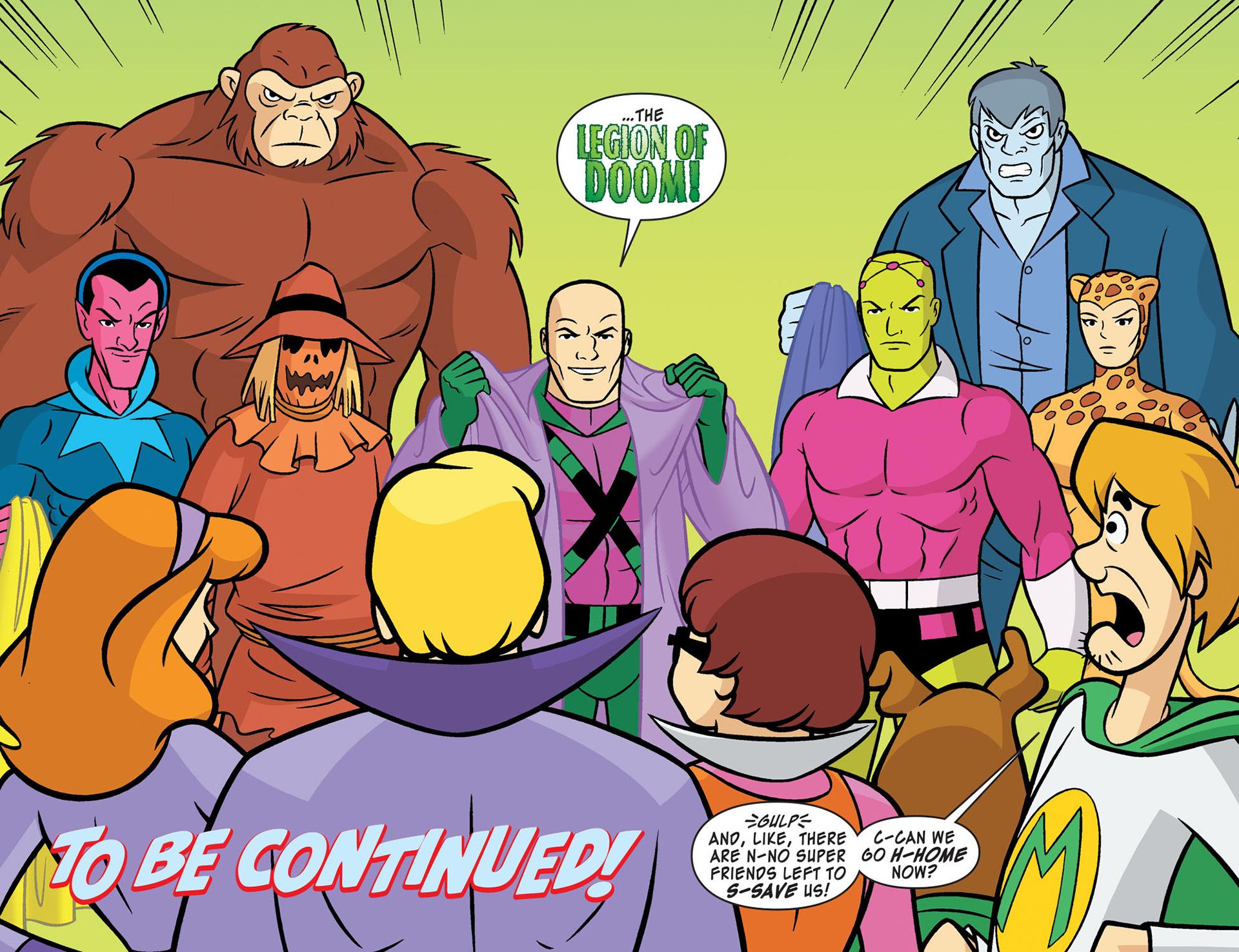 Legion of Doom (Scooby-Doo Team-Up)