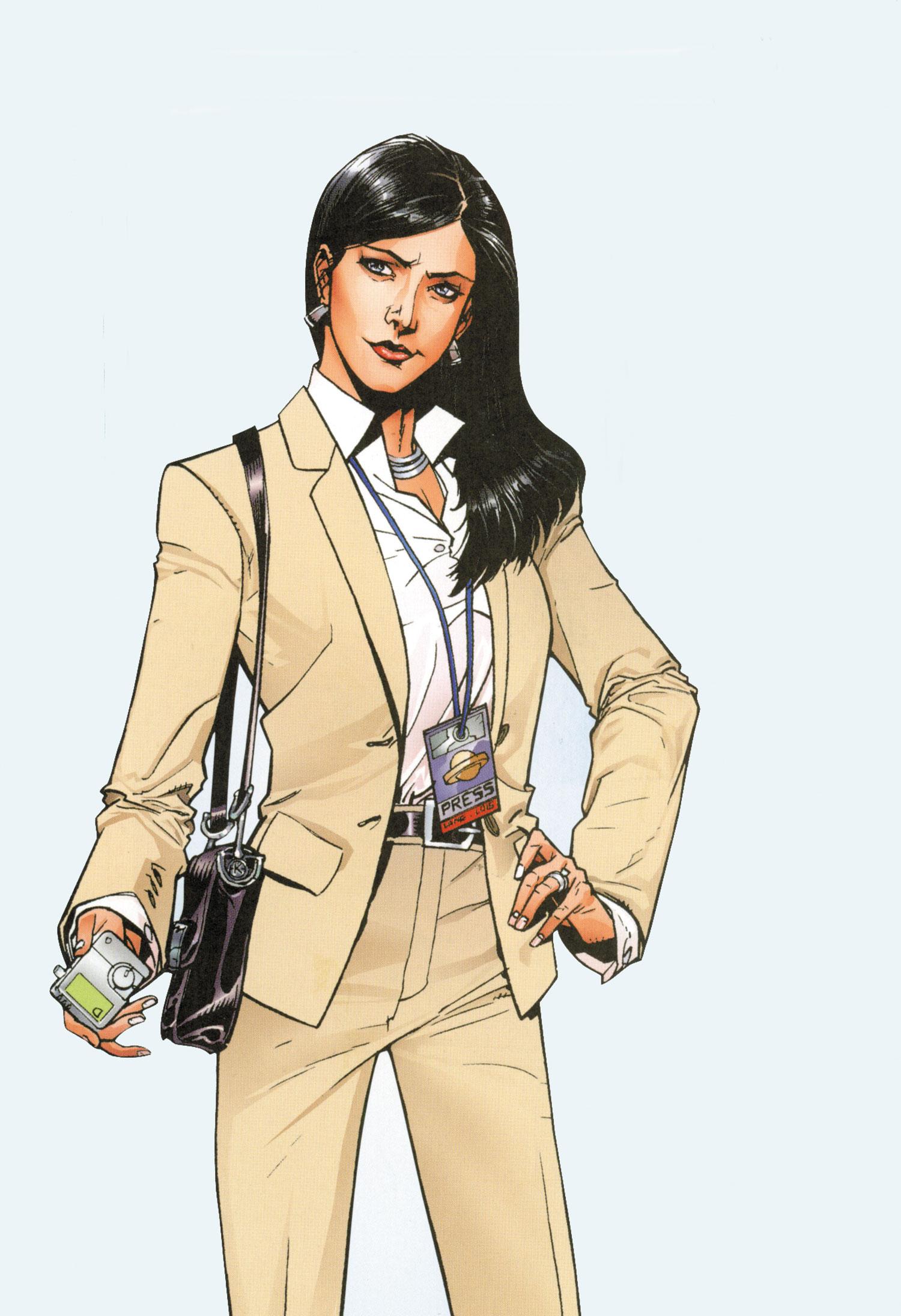 Lois Lane (New Earth)