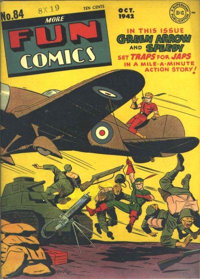 More Fun Comics Vol 1 84